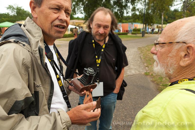 Fjodor Romanov, Oleksandr Lyapin and Gunar Binde on Art Camp 2013