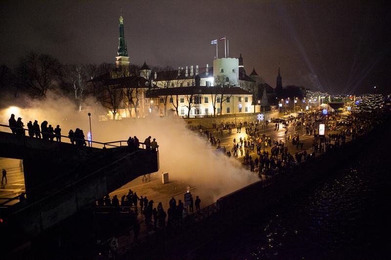 Happy New Year 2017 Riga