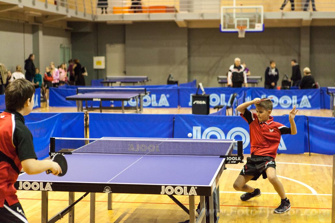 Latvian junior table tennis championship 2013