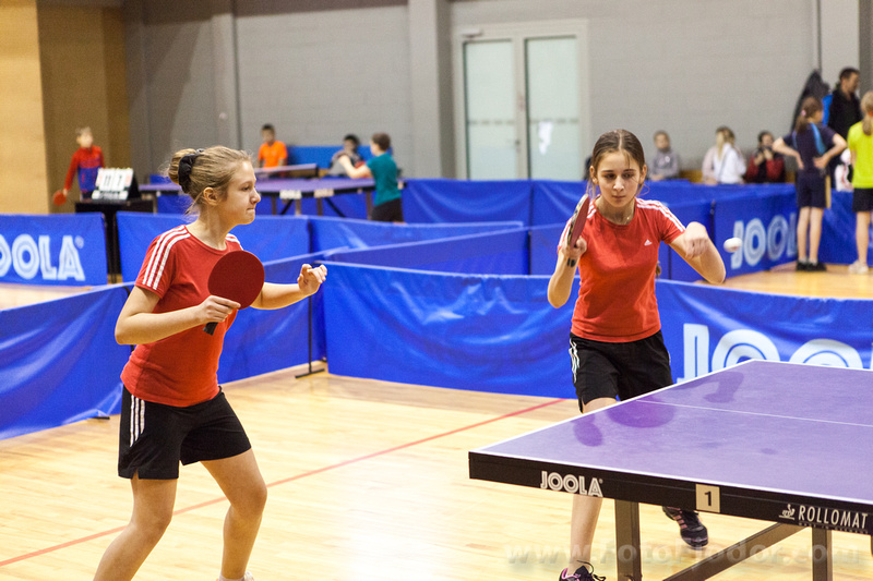 Latvian junior table tennis championship 2013